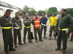 Fuerza Aérea Colombiana entrena sus tripulaciones para el ejercicio Angel Thunder Thunder, Air Force, Training, Exercises