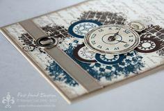 stampin up clockworks   Stampin UP! Materialien: