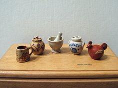Jane Graber pottery
