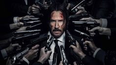 Keanu Reeves Brings 'John Wick: Chapter Trailer to New York Comic Con The film hits theaters on Feb. Keanu Reeves John Wick, Latest Movies, New Movies, Movies Online, Movies And Tv Shows, Upcoming Movies, Movies Free, Cult Movies, Watch Movies