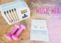 Jam out with us!! Here's your new motivation music playlist
