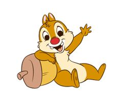 Chip 'n' Dale Animated Stickers by The Walt Disney Company (Japan) Ltd. Black Anime Characters, Cartoon Characters, Cute Disney, Disney Mickey, Walt Disney, Disney Drawings, Cartoon Drawings, Chip Und Dale, Hi Gif