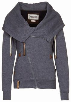 Naketano Fleece Zip Up Hoodie