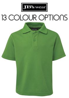 64a4eedd8537 Kids comfort fit polo shirt. Made for durability and comfort ideal for  school or casual
