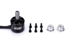 DYS FPV racer edition SE1407-3500KV with N52 magnets, 0.2mm laminations and M5 hollow shaft