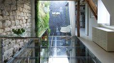 Amazing Apartment Interior Design in Paris, France | Founterior