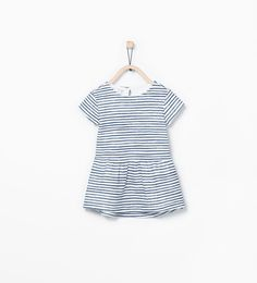 Geweven jurk-Jurken-Baby meisje (3-36 maanden)-KINDEREN | ZARA Nederland