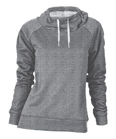 This Graphite Heather Cowl Neck Pullover Ho$12.99 today