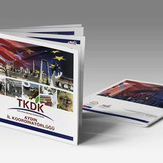 TKDK için yapılan kurumsal katalog tasarımları & basımları. kurumsal ajans & tedarikci olarak ajansımızı tercih ettikleri için teşekkür ederiz. cagajans.com.tr