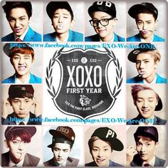 exo[we are one]#lucky