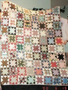 Another plaid quilt idea