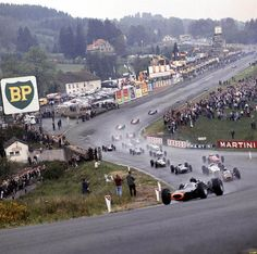 Spa Francorchamps 1965
