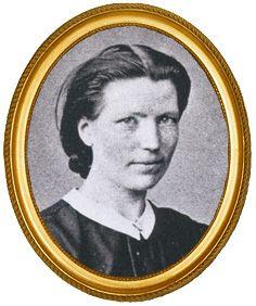 Johanne Hedén barnmorska och fältskärare
