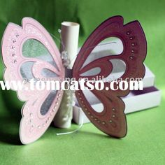 butterfly invitations | Butterfly Wedding Invitations-- T192