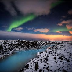 Visiting Blue Lagoon this winter? ‪#‎BlueLagoon‬ ‪#‎Iceland‬ - Photo by @gardarolafsphotography