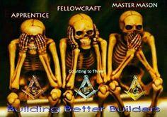 Apprentice Fellowcraft Master Mason Building Better Builders