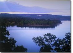 Greers Ferry Lake - Greers Ferry, Arkansas