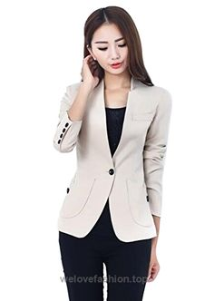 Back To Search Resultswomen's Clothing Careful Women Office Suit Jackets Coat Slim Short Design Long Sleeve Ladies Blazer Girls Work Wear Jacket Clothing Wine Gray Blue Blazers