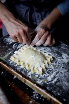 always making pastries....
