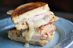 Turkey Apple Melt
