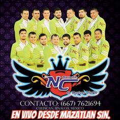 Banda NC - En Vivo Desde Mazatlan (2015)