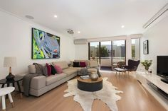 Sensational Style, Space With Roof Top Entertaining | 97 Cruikshank Street Port Melbourne - Marshall White