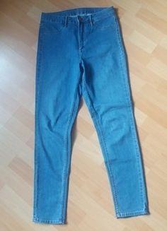Kup mój przedmiot na #vintedpl http://www.vinted.pl/damska-odziez/rurki/13903119-spodnie-rurki-jeansowe-skinny-elastyczne-hm-40-12