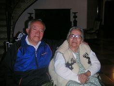 TIA SARITA & TIO LUIS, MORELIA MICHOACAN MEXICO