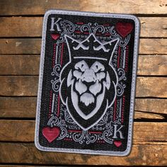 Image of He Is King of King Life Card Special Edition
