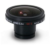 Gizmon Fisheye Lens 2 for iPhone and Smartphones