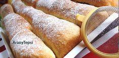 Ezekkel a receptekkel Te is olyan finomat sütsz majd, mint a nagyi! Hot Dog Buns, Hot Dogs, Ring Cake, Scones, Sweet Potato, Cake Recipes, Mint, Sweets, Bread