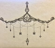 ACOTAR night court tattoo design @mscrystalbeard
