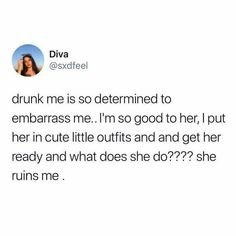Alcohol Humor, Drinking Quotes, Jokes, Instagram Posts, Inspirational, Woman, Funny, Husky Jokes, Memes