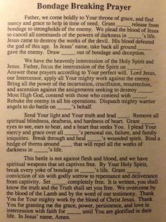images of spititual warfare prayers - Yahoo Search Results