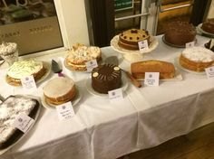 CCC  Spen Valley  - My favourite cake