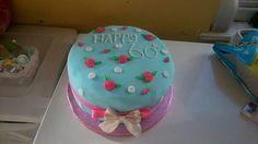 Cath kidson themed cake
