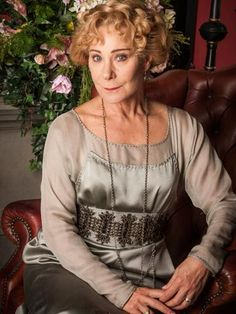 Zoë Wanamaker as Princess Marie de Bolotoff in Mr Selfridge - Princess Marie arrives on the scene as Rosalie's new mother-in-law, a larger-than-life personality who's hiding a bit of scandal behind her title, which puts her head-to-head against Rosalie's grandmother