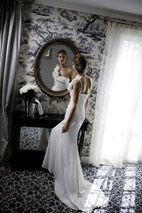 Magnificent Wedding Dresses for Magnificent Women is beautiful collection of gorgeous Wedding dresses created by famous fashion brand Cymbeline. Cymbeline Wedding Dresses, Wedding Dress Chiffon, Sweetheart Wedding Dress, Gorgeous Wedding Dress, Wedding Gowns, Wedding Themes, Beautiful Bride, Wedding Bells, Wedding Ideas