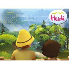 September: Dein Heidi Hintergrundbild für den September zum kostenlosen Download für dein Smartphone, Tablet oder PC. Weitere tolle Wallpaper findest du hier: http://studio100.de/fur-zu-hause/fur-den-computer/