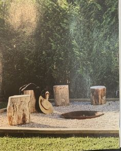 Garden Spaces, Firewood, Texture, Crafts, Surface Finish, Woodburning, Manualidades, Handmade Crafts, Craft