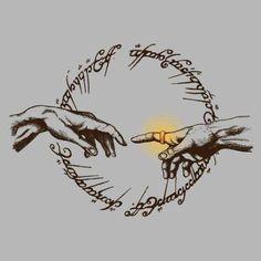 Likes: 0 Kommentare - 🔱Der Herr der Ringe🔱 ( . - Herr der Ringe / Der Hobbit / The Silmarillion - Bild Tattoos, Body Art Tattoos, Tatoos, Nerdy Tattoos, Jrr Tolkien, Legolas, Tatouage Tolkien, Lotr Tattoo, Tolkien Tattoo