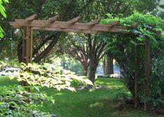 Arbors And Trellises For Wisteria | Wisteria arbor