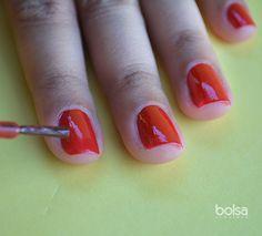 Como pintar as unhas sem borrar: truque simples com vaselina - Bolsa de Mulher