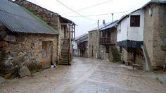 Quiet Street, El Acebo, Spain, Camino de Santiago