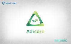 Diseño de Logotipos para productos de la marca NGS (Nutrición y Genética Saludable). By: Fortuna Estudio #redesign #design #ngs #fortuna #estudio #fortunaestudio #branding #orange #adisorb #genetic #logo