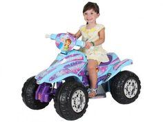 Quadriciclo Infantil Elétrico Dakkar Ice - Biemme com as melhores condições você encontra no Magazine Jeandion. Confira!