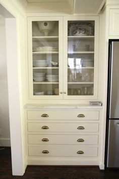 """Jenny Steffens Hobick: Our """"Classic"""" White Kitchen Design 
