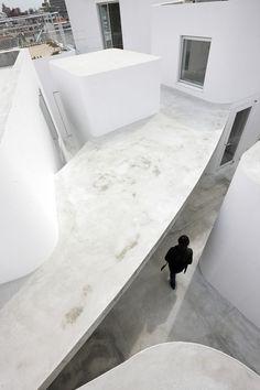 JA+U : New Approaches to Apartment Living in Japan © Shinkenchiku-sha