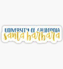 Family Full Sheet University of California Santa Barbara UCSB Gauchos NCAA Sticker Vinyl Decal Laptop Water Bottle Car Scrapbook