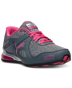 Puma Women s Cell Riaze Running Sneakers from Finish Line Shoes - Finish  Line Athletic Sneakers - Macy s 240b1f2db